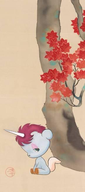 高島屋展覧会「ぼくらが日本を継いでいく-琳派・若冲・アニメ-