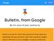 Google、ローカルニュース発信アプリ「Bulletin」のテスト開始