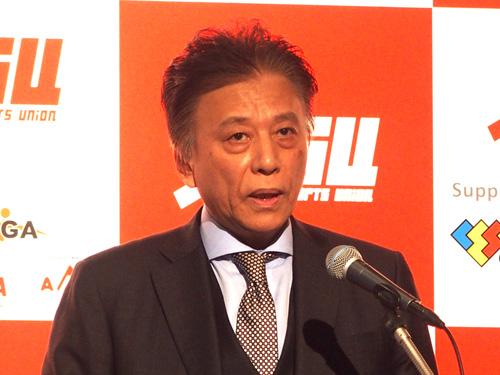 岡村代表理事