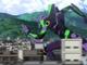 エヴァンゲリオン新幹線「500 TYPE EVA」がTVアニメに