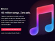 「Apple Music」、米国では夏にも「Spotify」超えか?
