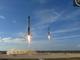 火星に向けた「Falcon Heavy」、打ち上げは成功