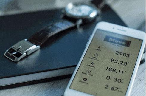 08be686f84 普通の腕時計をスマートウォッチにするバックル クラウドファンディング ...