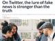 Twitterで人は真実よりうそを早く、多くシェアする──MIT論文