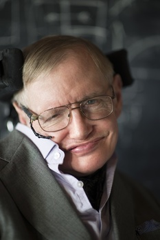 「車いすの物理学者」ホーキング博士死去