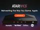 Atariの新型ゲーム機「Atari VCS」(旧Ataribox)、間もなく予約受付開始