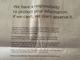 Facebook、ザッカーバーグCEOの署名入り全面謝罪広告を日曜朝刊に