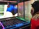 「感情を可視化」 脳波で動かすクレーンゲームを体験(動画あり)