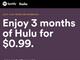 Spotify、Huluバンドルで月額13ドルの音楽+動画プランを米国で開始