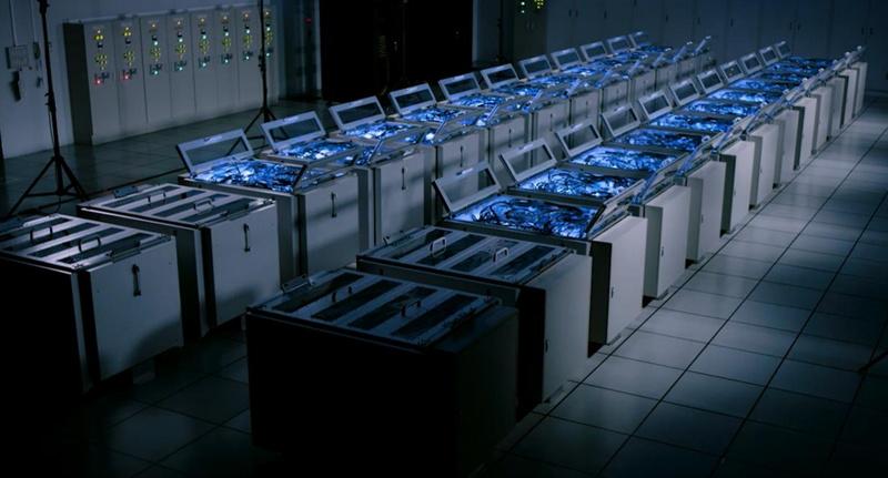 スパコン「暁光」撤去へ 20ペタFLOP達成、世界3位相当の性能
