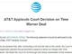 AT&Tによる850億ドルでのTime Warner買収を米連邦地裁が承認