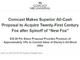 Comcast、21st Century Foxに650億ドルの買収提案 AT&TのTime Warner買収承認後
