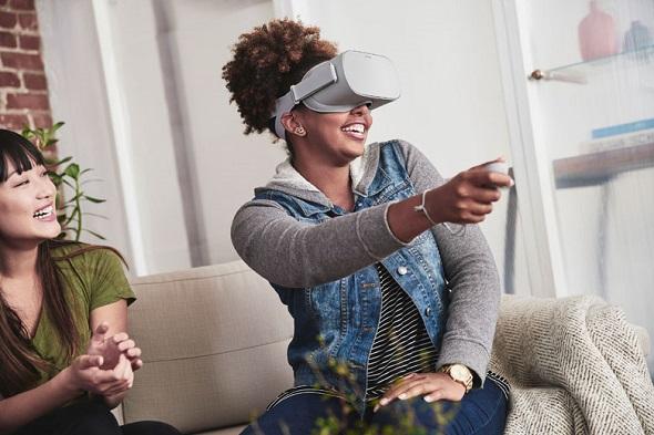 Oculus Go! Go! Go!:Oculus GoでSteamVRが動く「ALVR」がすごい ケーブルレスのハイエンドVRを体感 VRchatも遊べる (1/2)