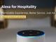 Amazon、ホテル向けAlexa提供開始 マリオットなどが採用