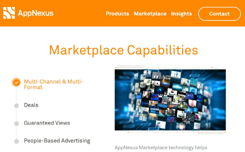 at t 大手デジタル広告技術企業appnexusを買収 itmedia news