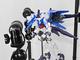 「ガンプラバトル」が現実に バンダイ、3Dスキャナでガンプラをゲームに取り込む