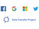 Google、Microsoft、Facebook、Twitterがユーザーデータ移行プロジェクト「DTP」立ち上げ