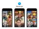 """Facebook、メッセンジャーのARゲーム""""にらめっこ""""など2種をリリース"""