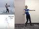 素人がプロ並みに踊る動画を作れるGAN採用システムのデモ動画