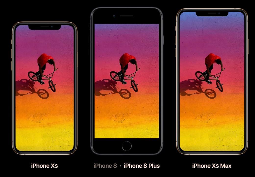 「iPhone XS/XS Max/XR」は何が変わった? iPhone X/8/8 Plusと比較しながら要点をまとめ