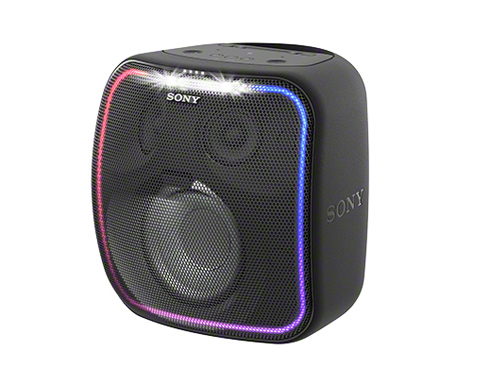 ソニーの重低音スマートスピーカー、国内発売 約3万5000円