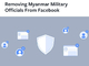 Facebook、ミャンマー軍人の偽アカウントやページをさらに削除 ロヒンギャ問題で情報操作
