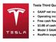 Tesla、「Model 3」好調で2年ぶり、3度目の黒字