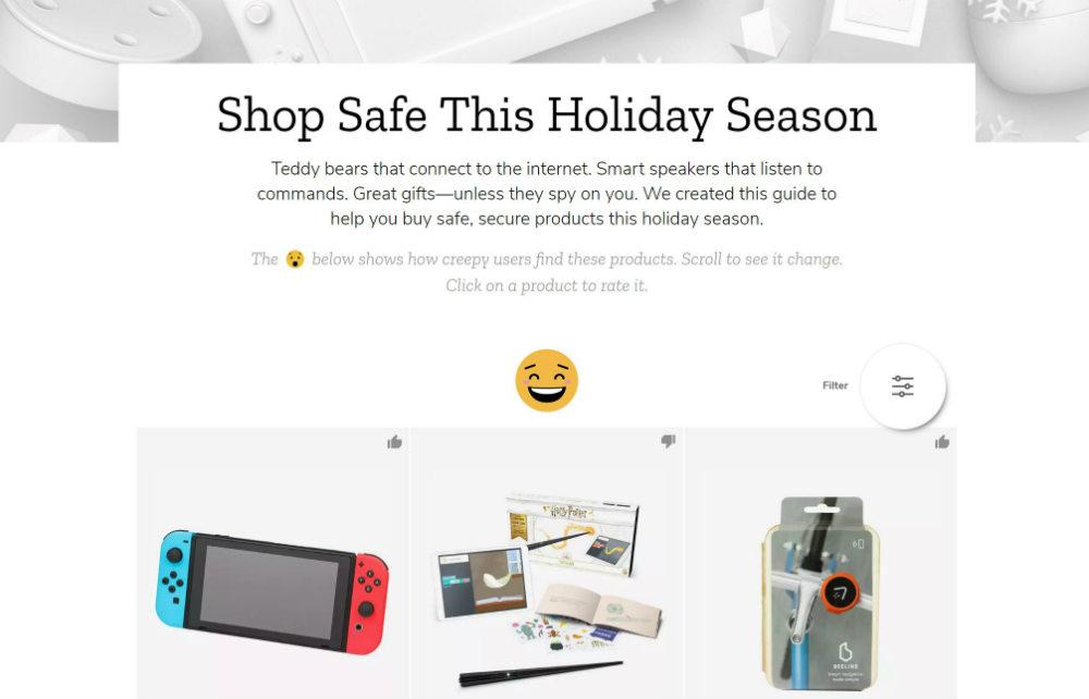 Mozillaの「安全なネット接続おもちゃ 2018」ガイドで「Nintendo Switch」を高評価