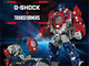 カシオ「G-SHOCK」とトランスフォーマーが合体 35周年でコラボ