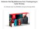 「Nintendo Switch」、米感謝祭の5日間でWii超えの好調ぶり