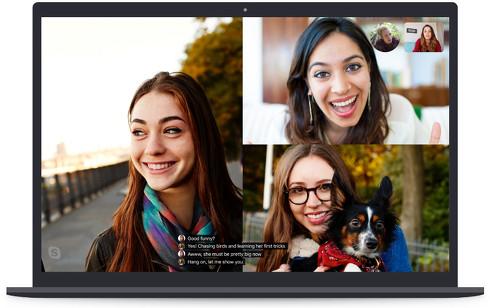 Skypeにリアルタイム字幕機能 同時通訳は20カ国語以上に