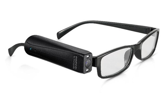 Aiが視覚障害者の 目 に 画像認識デバイス「orcam My Eye」で普通のメガネが進化 1 2