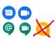 Google、「Allo」は2019年3月に終了、「Duo」は存続、一般向け「ハングアウト」は2つに分割と説明