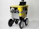 米配達サービスのPostmates、歩道を歩く出前ロボット「Serve」の提供開始
