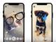 Snapchat、猫専用に続けて犬専用ARスタンプも追加