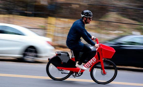Uber自分で持ち場に戻る自転車を開発か英telegraph報道