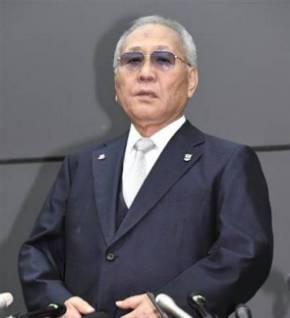山根前会長YouTuberデビュー 「...