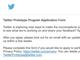 Twitter、会話の表示方法改善のためのパブリックβプログラム参加募集開始