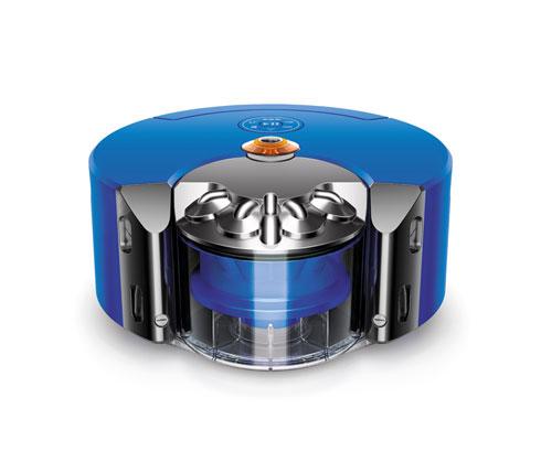 【製品】ダイソン、部屋の間取りを記憶するロボット掃除機「Dyson 360 Heurist」