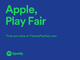 Spotify、Appleを欧州委員会に提訴 「公平な競争を」