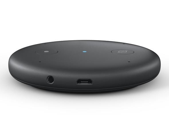 【製品】市販のスピーカーと接続「Amazon Echo Input」、日本でも発売 スピーカー非搭載で安く