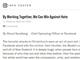 FacebookのサンドバーグCOO、「ライブ動画の利用制限を検討中」