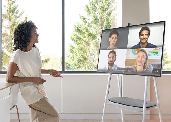 【IT】Microsoft、先代より60%スリムな「Surface Hub 2S」を6月に9000ドルで発売へ
