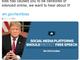 トランプ政権、「SNSの政治的バイアス」を報告するツールを公開