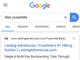 Google検索結果のデザイン変更でリンク先のアイコン表示へ