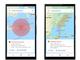 Googleマップ、地震とハリケーンの災害時情報を拡充 インドでは洪水発生予測も