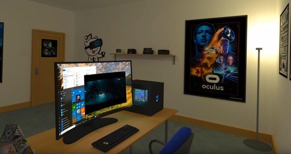 Virtual Desktop」がSteamVRに対応 「Oculus Quest」でPC向けVRゲームを