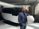 空飛ぶタクシー「Uber AIR」のリファレンスデザイン披露