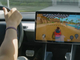 Teslaにレーシングゲーム「Beach Buggy Racing」、ステアリングでプレイ