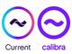 Facebookの暗号通貨ウォレット「Calibra」のロゴがオンラインバンク「Current」に酷似